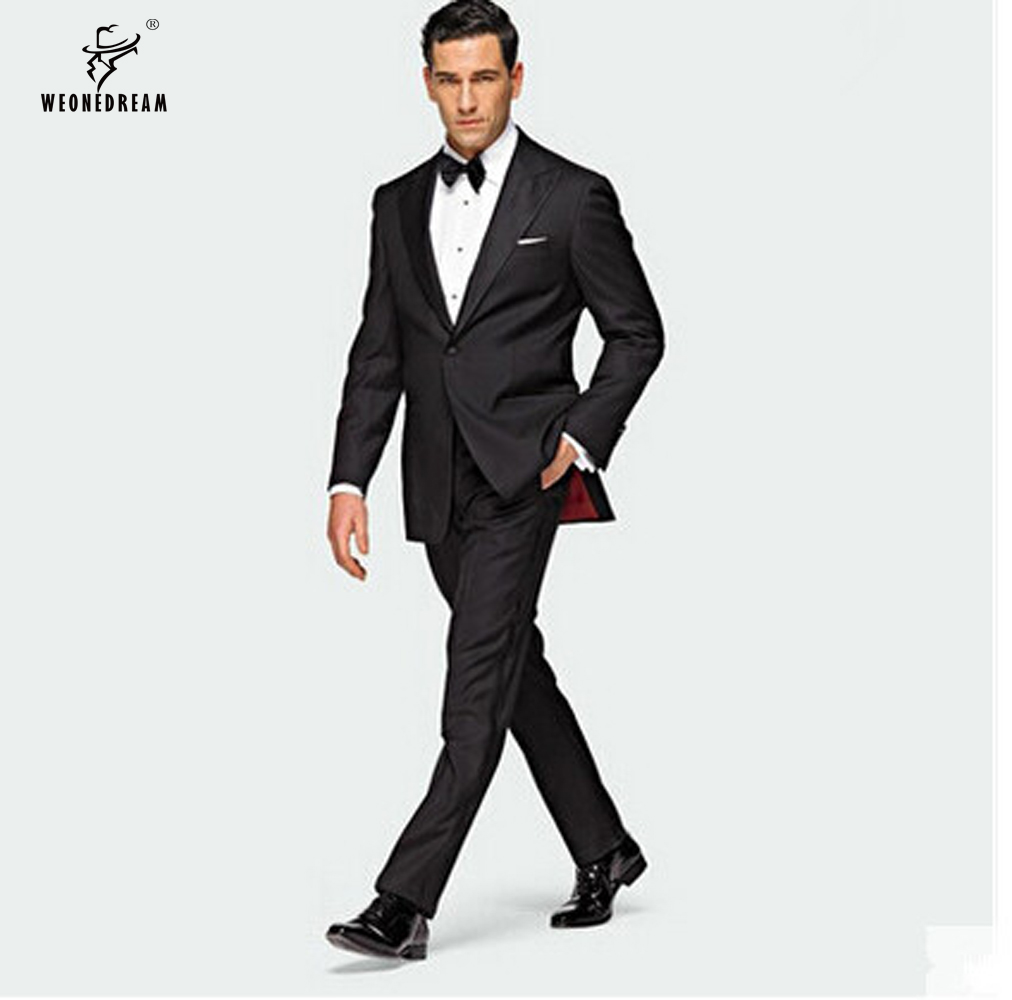 Wedding Black Suit - Vosoi.com