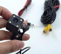 Rear View Cameras Parking Assistance Rear Cameras HD CCD 4 LED Night Vision Water Resistance Materials