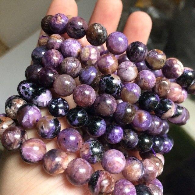 Купить 8 9 мм натуральный чароит браслет с драгоценным камнем сделай картинки