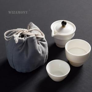 WIZAMONY Drinkware Kungfu Tea