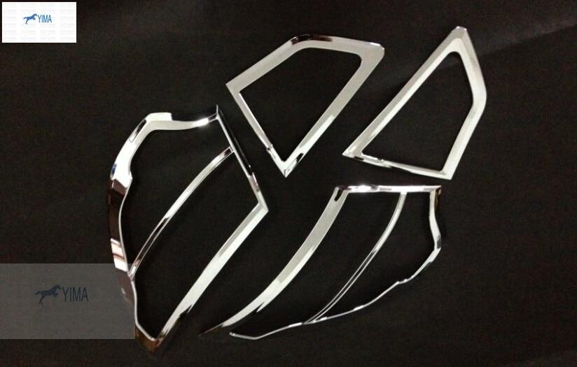 Accessoires Pour Changan cs35 ABS Arrière De Lampe De Lumière Cadre Couverture Trim Moulage Garnish