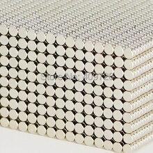 1000 шт. диск мини 2x1 мм N35 редкоземельный сильный неодимовый магнит объемные супер магниты