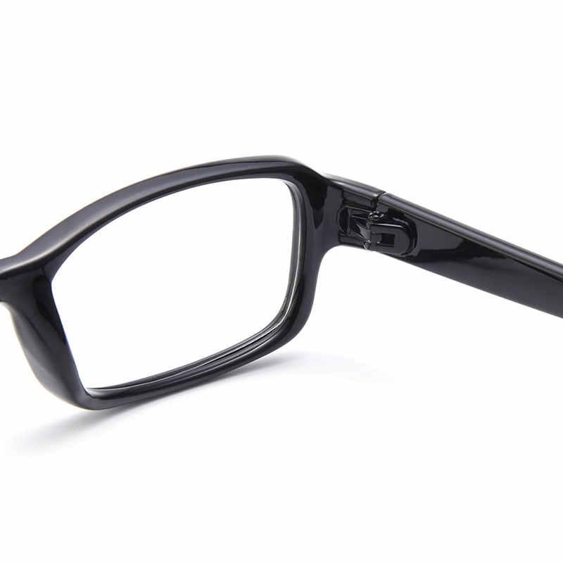 a8c3ab6eee ... Gmei Optical Classical Black Plastic Small Full Rim Women And Men s  Eyeglasses Frames Prescription Spectacles Frame ...