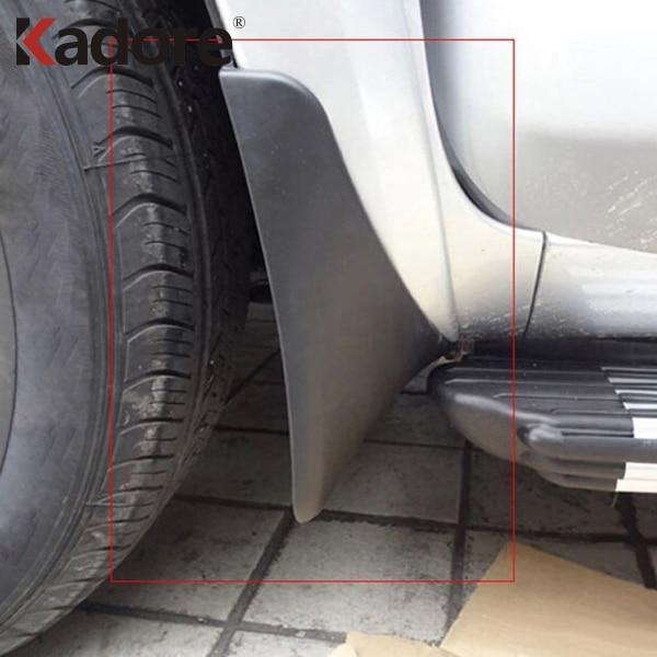 Mud Flaps Guard Mudguard Fenders Splash Flaps trim For 2013-2015 TOYOTA RAV4