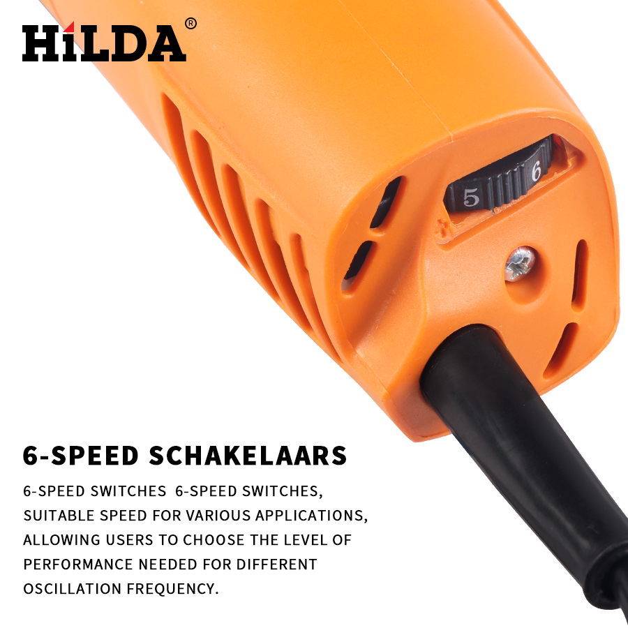 Image 5 - HILDA Renovator Multi Tools Electric Multifunction Oscillating Tool Kit Multi Tool Power Tool Electric Trimmer Saw Accessories-in Oscillating Multi-Tools from Tools on