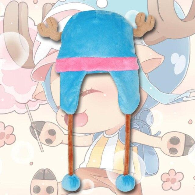 Аниме шапки Чоппер, тоторо, мадара, кумамон 3