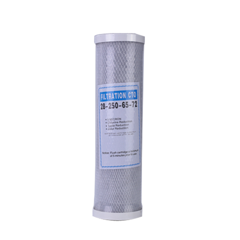 1pcs Water Filter Activated Carbon Cartridge Filter 10 Inch Cartridge Replacement Purifier CTO Block Carbon Filter Waterpurifie whole house water filter replacement cartridge granular coconut carbon filter 4 5 x 10 inch