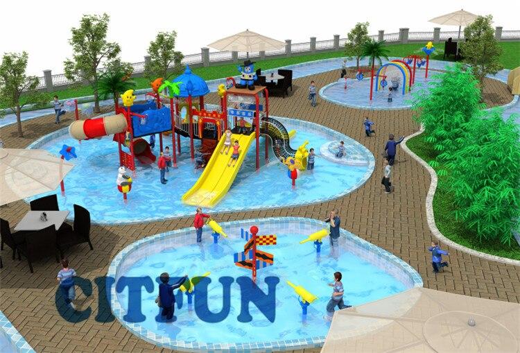 Открытый бассейн огромные дети воды Открытый площадка; спрей парк аквапарк аттракционов горка OP18-172A