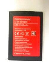 New BQS-5505 Replacement 2500mAh Battery For BQ BQS 5505 BQS5505 Amsterdam / BRAVIS A551 Atlas Mobile Phone