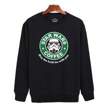 star wars neuen pullover männer marke designer herren sweatshirt männer mit Luxus Harajuku sweatshirt männer marke xxl