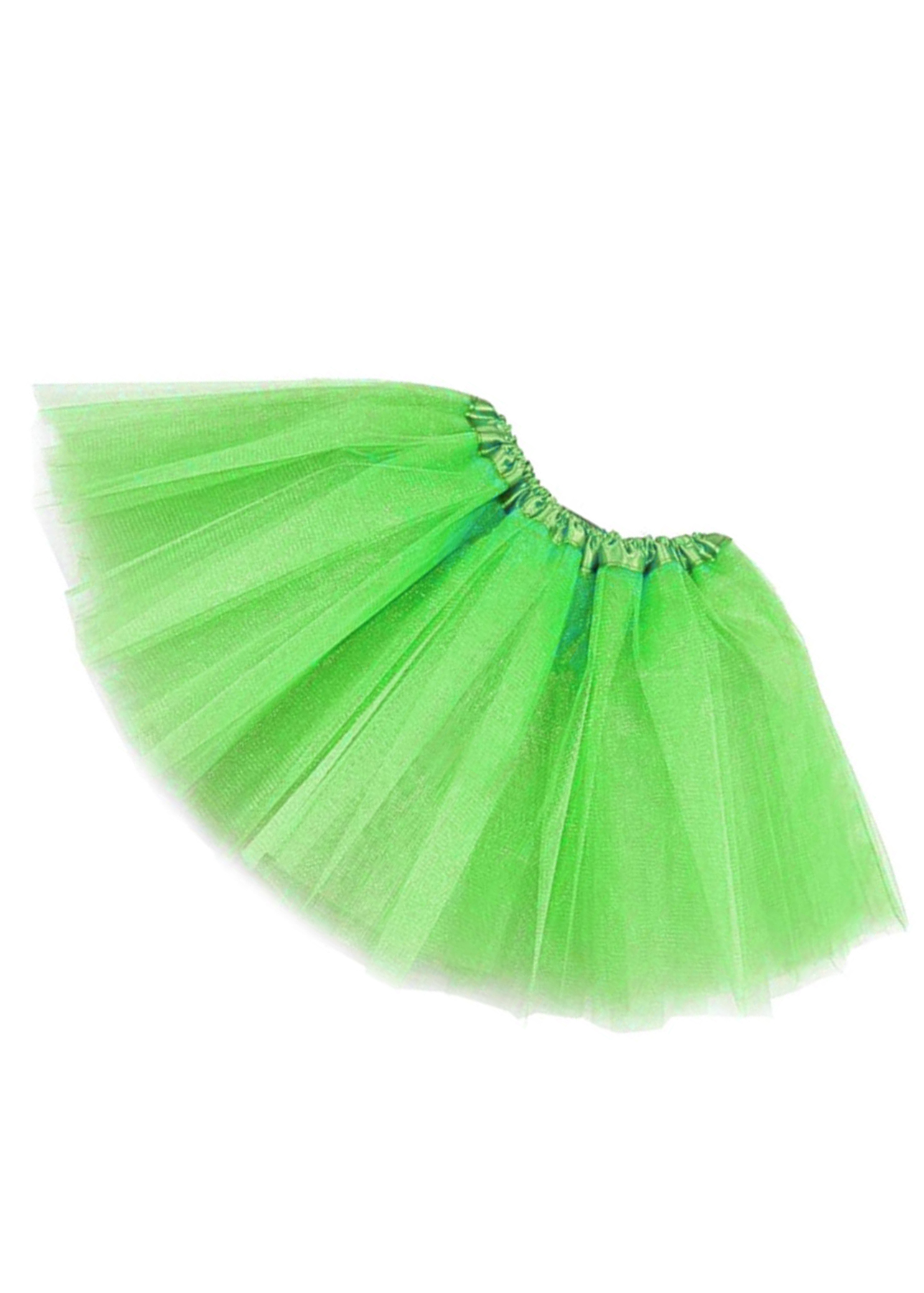 SAF 2016 NEW Women/Adult Organza Dance wear Tutu Ballet Pettiskirt Princess Party Skirt Green