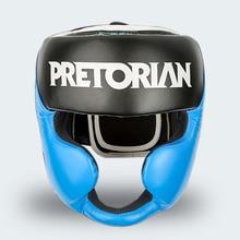 Тинейджеры/взрослые ММА спарринг бокс Муай шлемы для тайского бокса боевые искусства Санда Grappling Fight защита для головного убора DDO