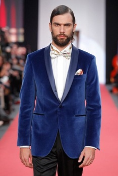 High Quality Mens Suits Groom Tuxedos Groomsmen Wedding Party Dinner Best Man Suits (Jacket+Pants+Tie) K:2703