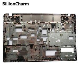 Image 3 - Billioncharmn 新パームレストカバー/ボトム東芝 P850 P855 シルバーラップトップボトムベースケースカバー