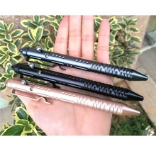 Практичная Военная Вольфрамовая стальная головка для самообороны, стеклянный выключатель, тактическая ручка для наружного лагеря, аварийный комплект, шариковая ручка, набор