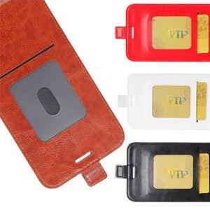 Image 5 - Redmi 6A يصل أسفل عمودي محفظة قلابة حافظة بطاقات جلدية حالة ل Xiaomi Redmi 6A كامل واقية الهاتف غطاء حالة