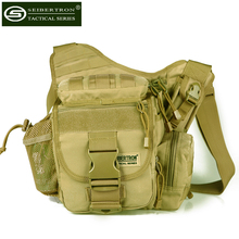 Seibertron Multi-functional Tactical Messenger Travel Backpack Military Camping Travel Hiking Trekking Waterproof Bags