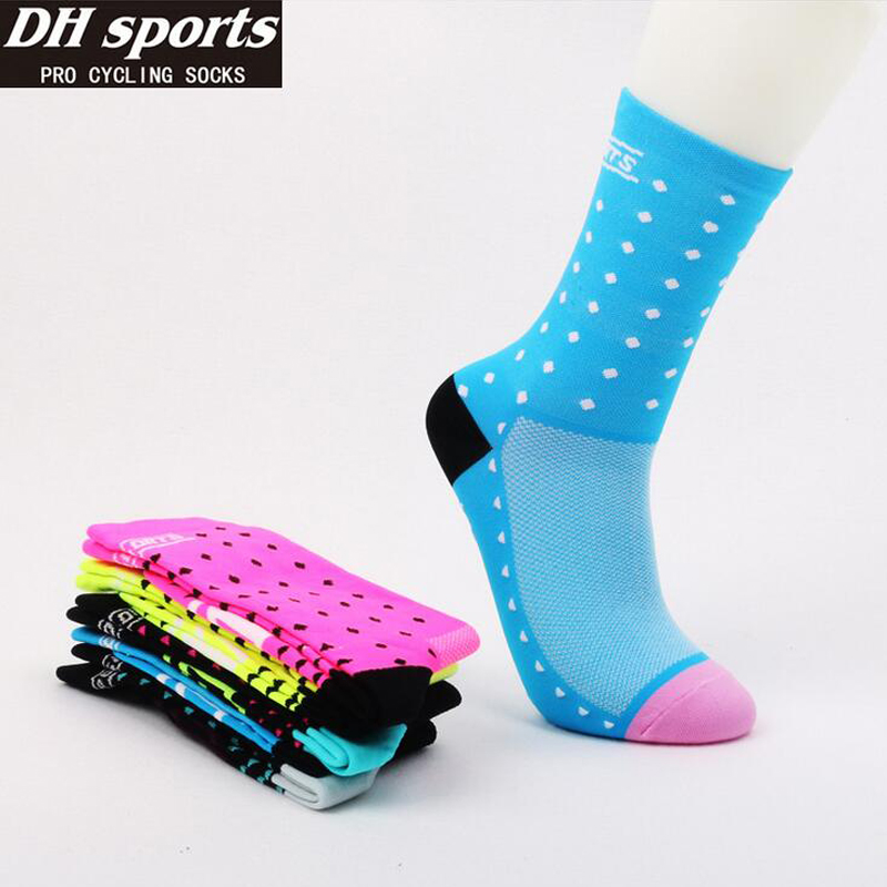 Cycling Socks High Quality Professional Brand Sport Socks Breathable Bicycle Socks Outdoor Sports Racing Calcetines Ciclismo high quality professional brand sport socks breathable road bicycle socks mountain bike socks racing cycling socks