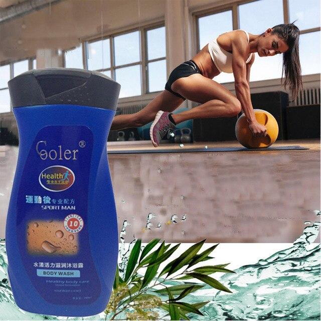 Oil-Control Moisturizing Skin Care Shower Gel   4