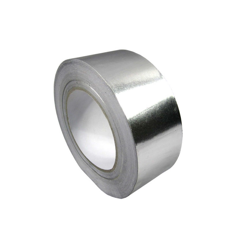 BGA Aluminum Foil Tape 30MM 40MM 50MM 60MM Width 40M Roll Heat Reflection High Temperature Adhesive Insulation Protective Tape 1 roll 30mm 10 meters 0 13mm high temperature stand hot insulating adhesive wear resistance teflon tape for lcd bga roller