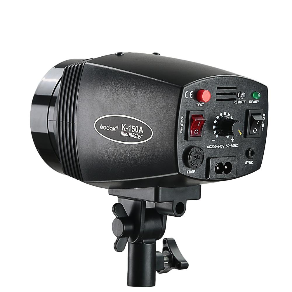 Godox Mini Master Studioblitz K-150A GN42 Power Mas 150WS - Kamera und Foto - Foto 4