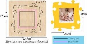 Image 1 - Foto destacável molduras de madeira acessórios de corte morrer regola acciaio morrer misura