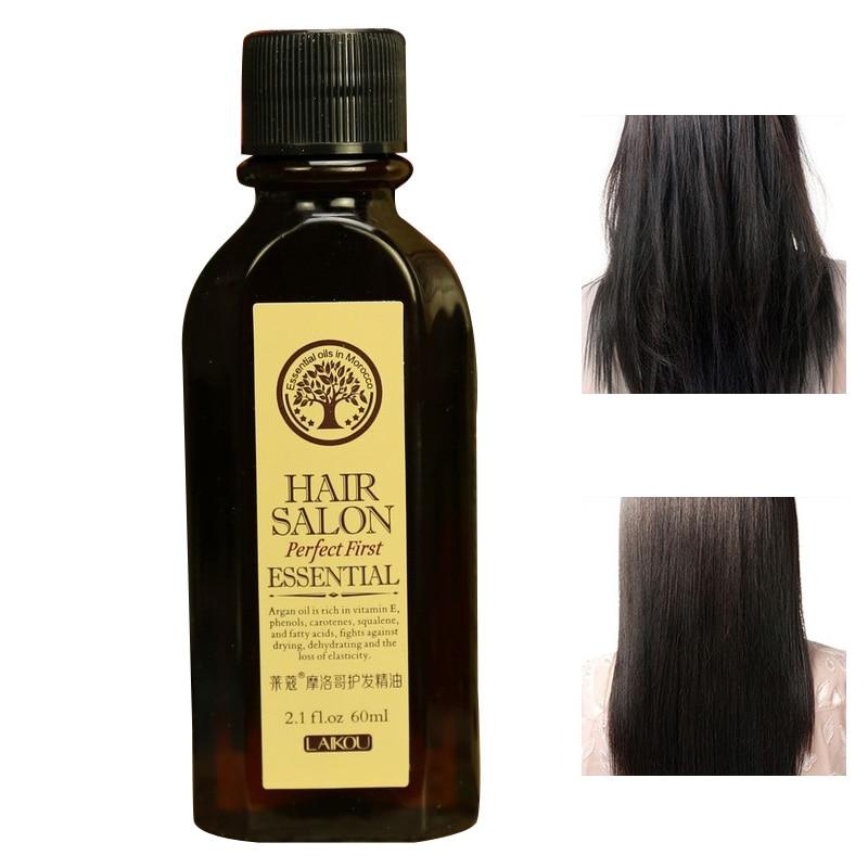 Hair Care Pure Argan Oil For Hair Care High Quality Hair Oil Treatment For Repair Hair