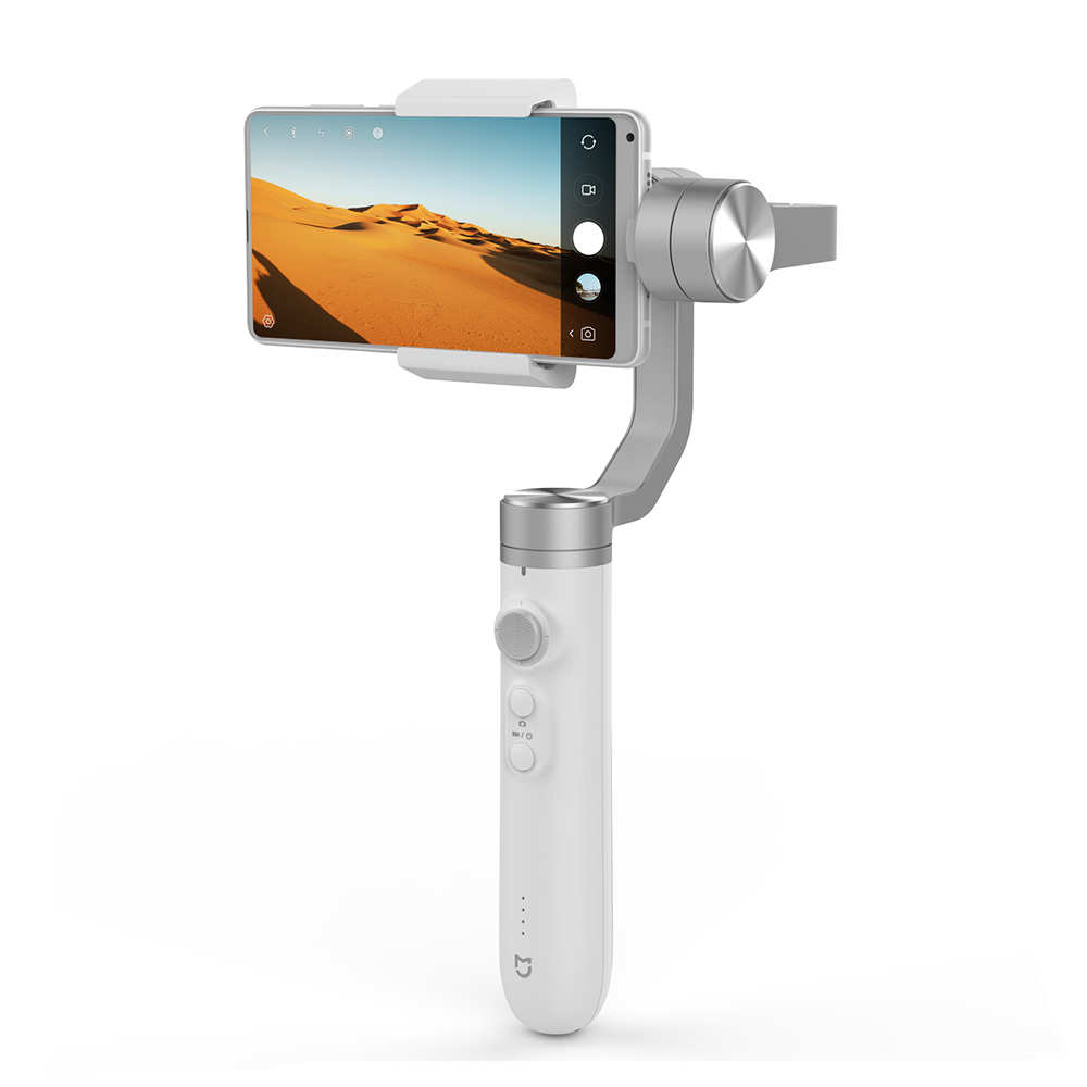 Xiaomi Mijia SJYT01FM 3 Axis Handheld Gimbal Stabilizer with 5000mAh Battery for Action Camera and Phone Handheld цена