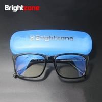 Anti Blue Light Blocking Filter Reduces Digital Eye Strain Clear Regular Computer Gaming SleepingBetter Glasses