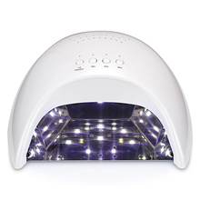 S6 24W / 48W 21 LEDs UV LED Manicure Tool Curing Nail Gel Dryer Lamp