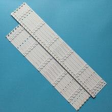 12 pièces/ensemble Nouvelle Bande Led Compatible LB C550F14 E4 S G1 L02/L03 LB C550F14 E4 S G1 DL5/DL6 LD1 LD2 DL9 DL10 55D3000 D2000
