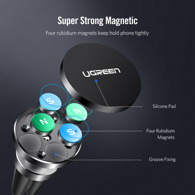 Ugreen Magnetic Phone Holder Air Vent Mount
