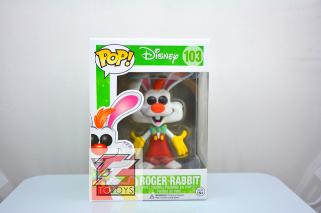 Original Funko pop Who Framed Roger Rabbit Jessica Rabbit Hot Movies ...