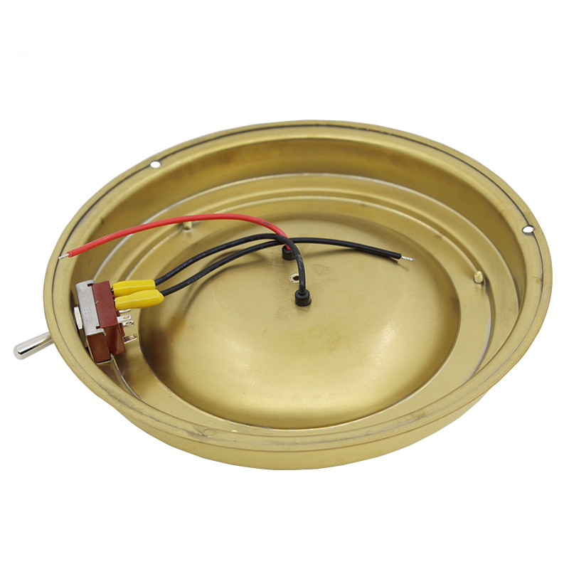 Image 5 - Brass Dome light Interior 137MM Base Marine Boat Yacht 3W Warm White LED Light 8 30V DC-in Marine Hardware from Automobiles & Motorcycles
