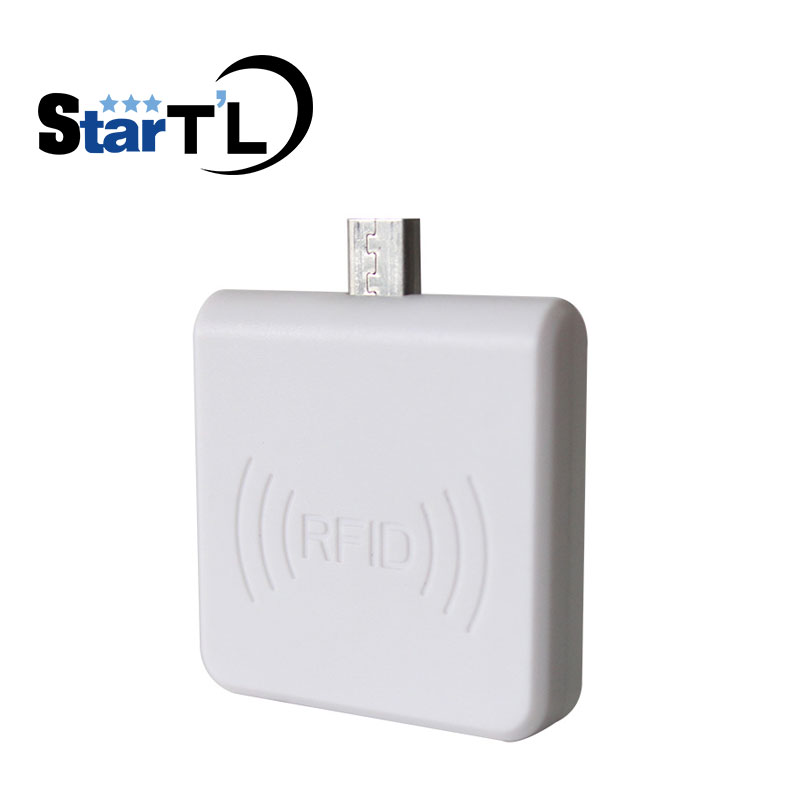 Free Shipping Mini Portable RFID 125KHz ID Card Reader Smart EM Card USB ID Card Support Reader Win8/Android/OTG SmartPhone usb 125khz rfid em card reader mirco usb interface for android