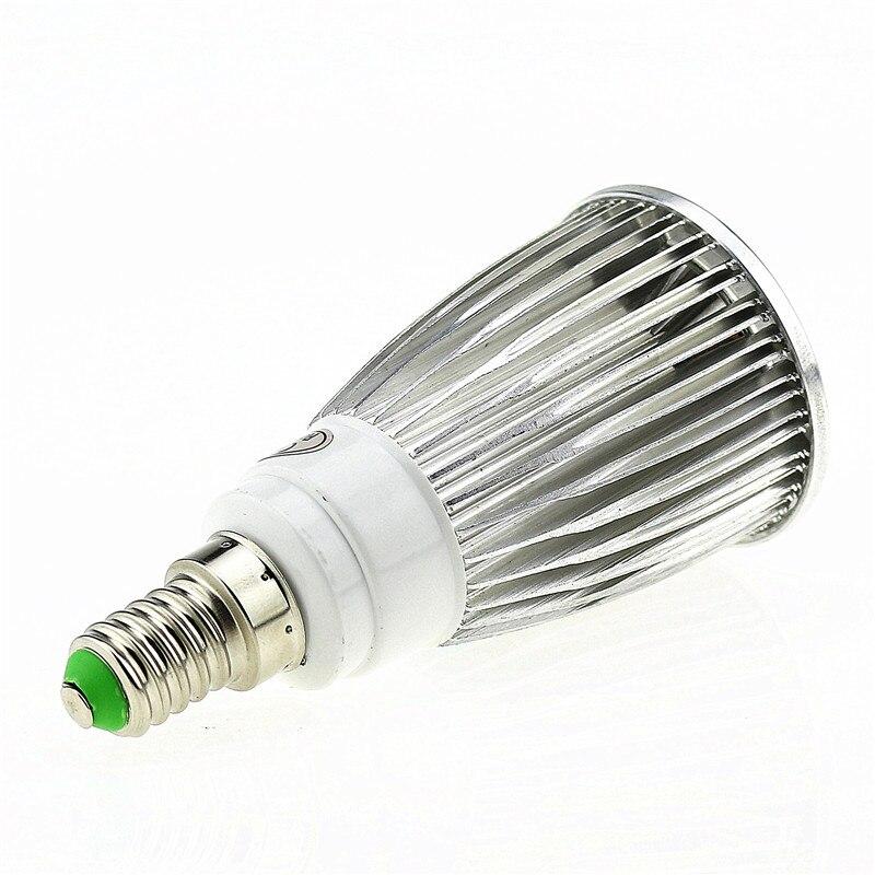 50X E14 W 9 W 12 W 15 W 85 265 V foco LED regulable COB Led focos caliente/ natural/blanco E14 downlight LED de luz de la lámpara - 3