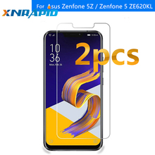 2PCS Tempered Glass Asus Zenfone 5Z  5 ZE620KL Screen Protector Explosion-proof Film For ASUS ZS620KL