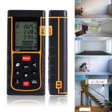 Best Buy Building Tools 80M Handheld Digital Laser Rangefinde Distance Meter Construction Tool with Battery