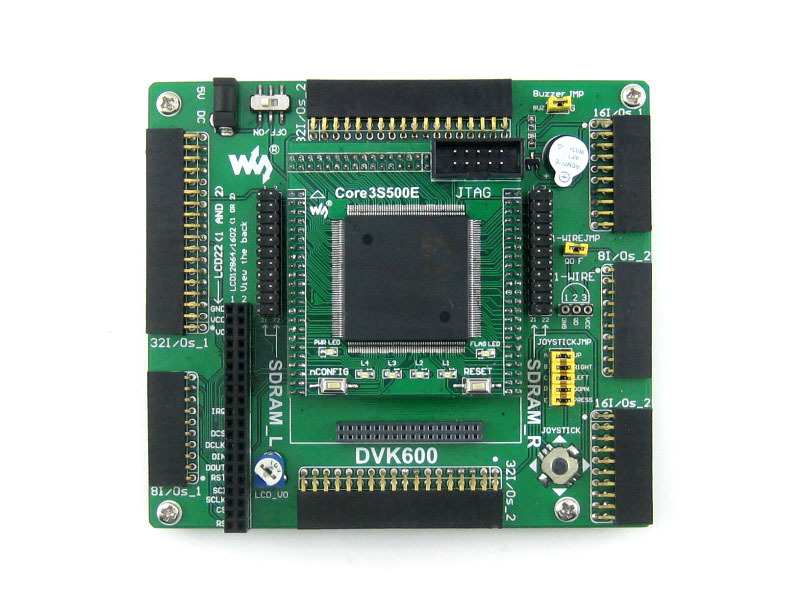 Запчасти Xilinx FPGA развитию Xilinx Spartan-3E XC3S500E оценки комплект + 10 Аксессуары Наборы = Open3S500E Вышивка Крестом Пакет от волна
