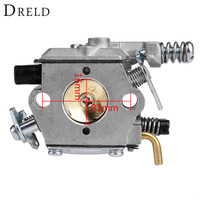 DRELD 3800 38cc 4100 41cc Chainsaw Carburetor Carb For Chain Saw Spare Parts WALBRO Carburetor Type