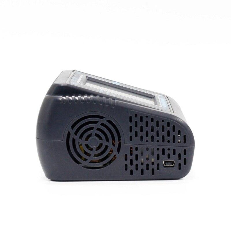 HTRC T240 DUO AC 150 W DC 240 W 10A écran tactile double canal batterie Balance chargeur chargeur pour RC jouets livraison gratuite - 6