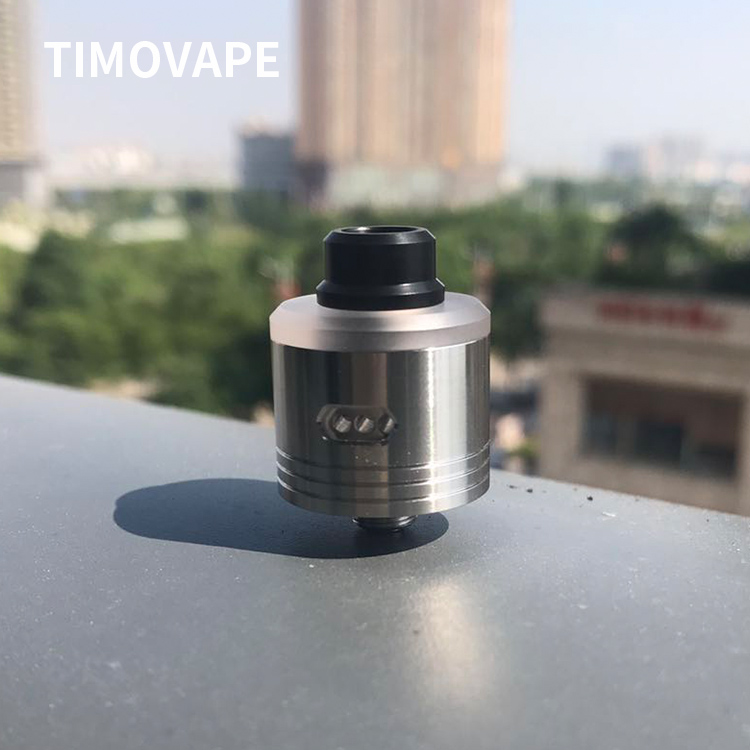 YFTK Skyfall Style RDA 22mm Rebuildable Dripping Atomizer With BF Pin For Squonk BF Mod
