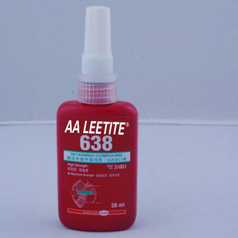 Kostenloser Versand Loctite 638 Kleber Die Maximale Stärke Von Klebstoff Lücke 0,25 Mm 1 Pcs X 50 Ml Kartuschen Heimwerker