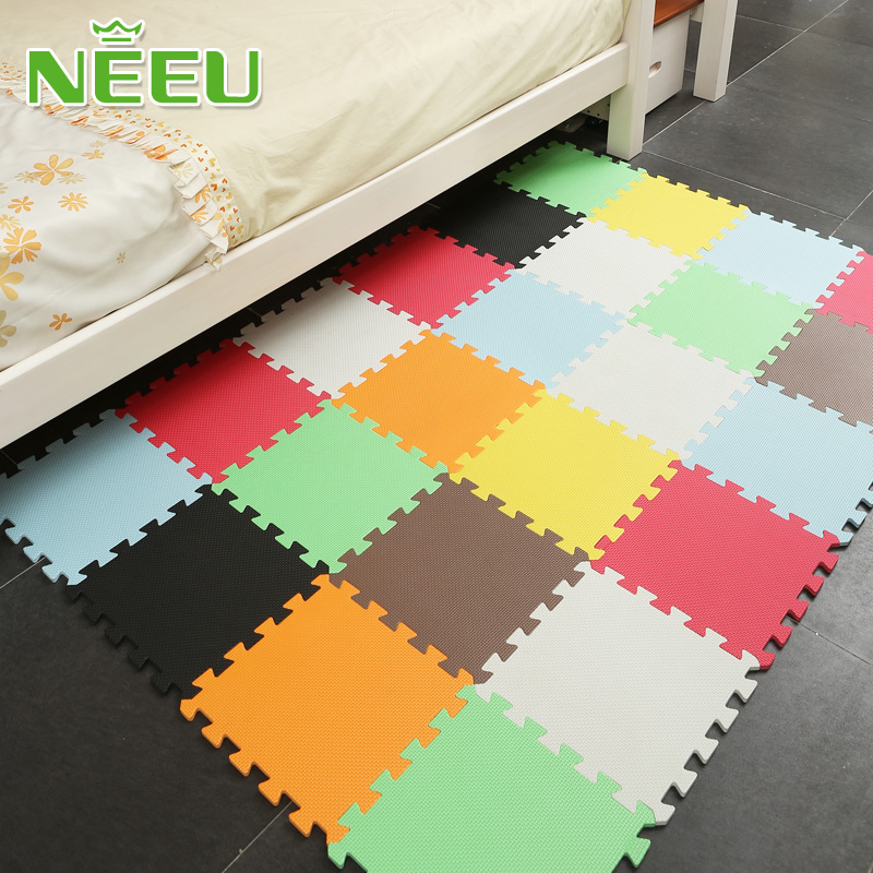 Eva Foam Play Mat Baby Children Platmat Puzzle Mats Kids Gym Games Carpet infantil tapete Security Soft Floor Eva Sheet Tapis