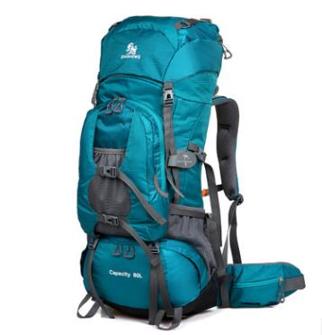 80L Outdoor camping backpack Hiking Climbing Nylon Bag Superlight Sport Travel Package Brand Knapsack Rucksack Shoulder bags 80L Outdoor camping backpack Hiking Climbing Nylon Bag Superlight Sport Travel Package Brand Knapsack Rucksack Shoulder bags