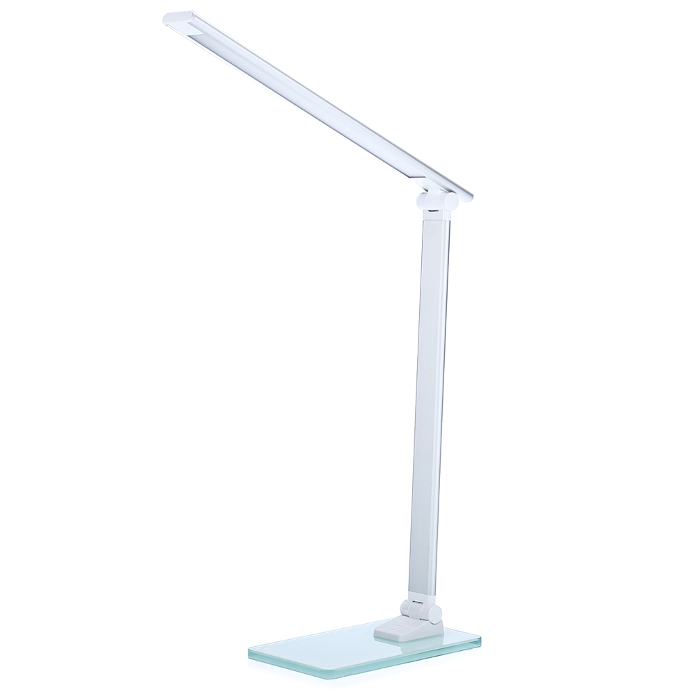 2018 New Desk Lamp Light Touch Sensor LED Table Lamp USB Dimmable Lights For Study Brightness Adjustable