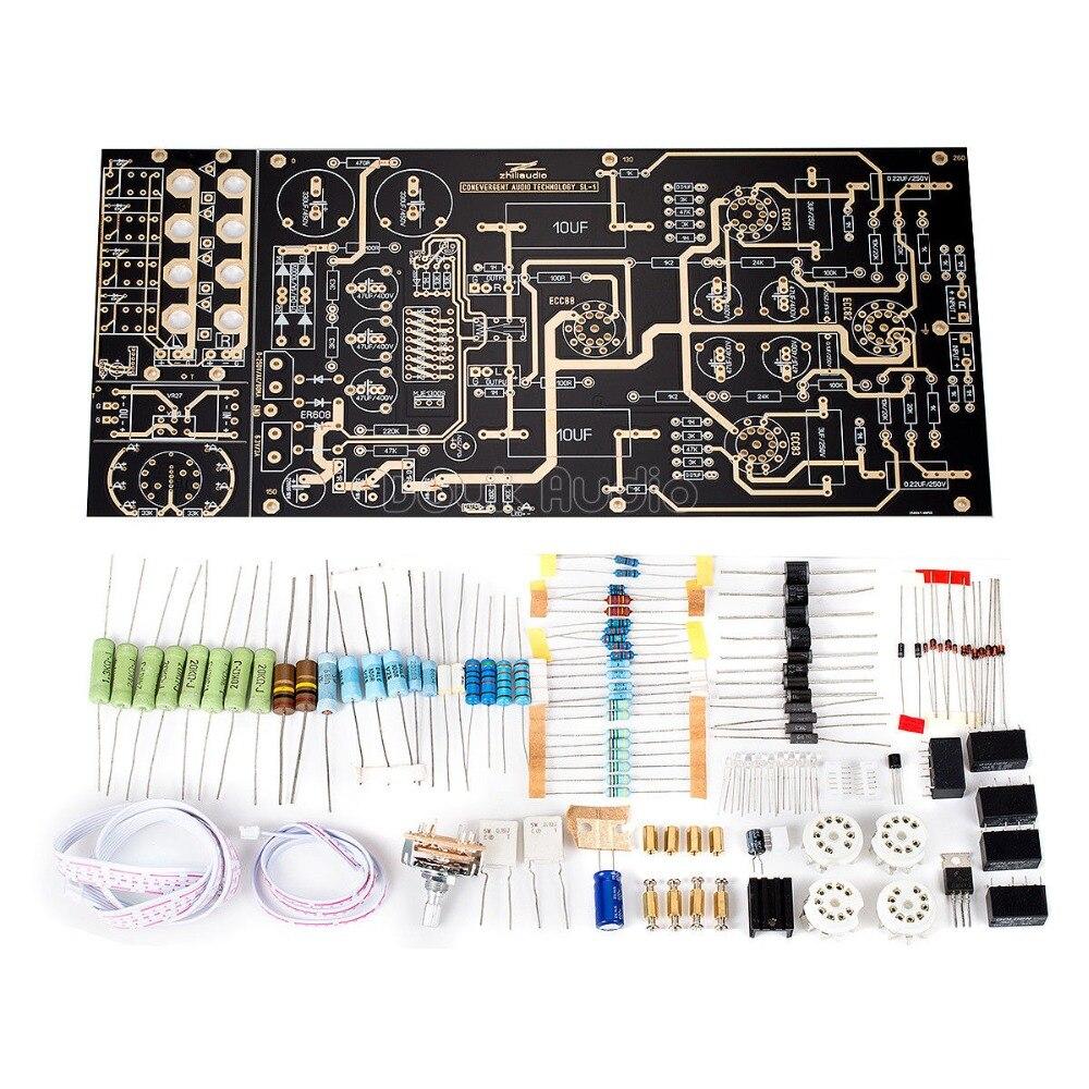America CAT SL-1 Tube Preamplifier 12AU7/12AX7 Hi-Fi Stereo Pre-amplifier Board