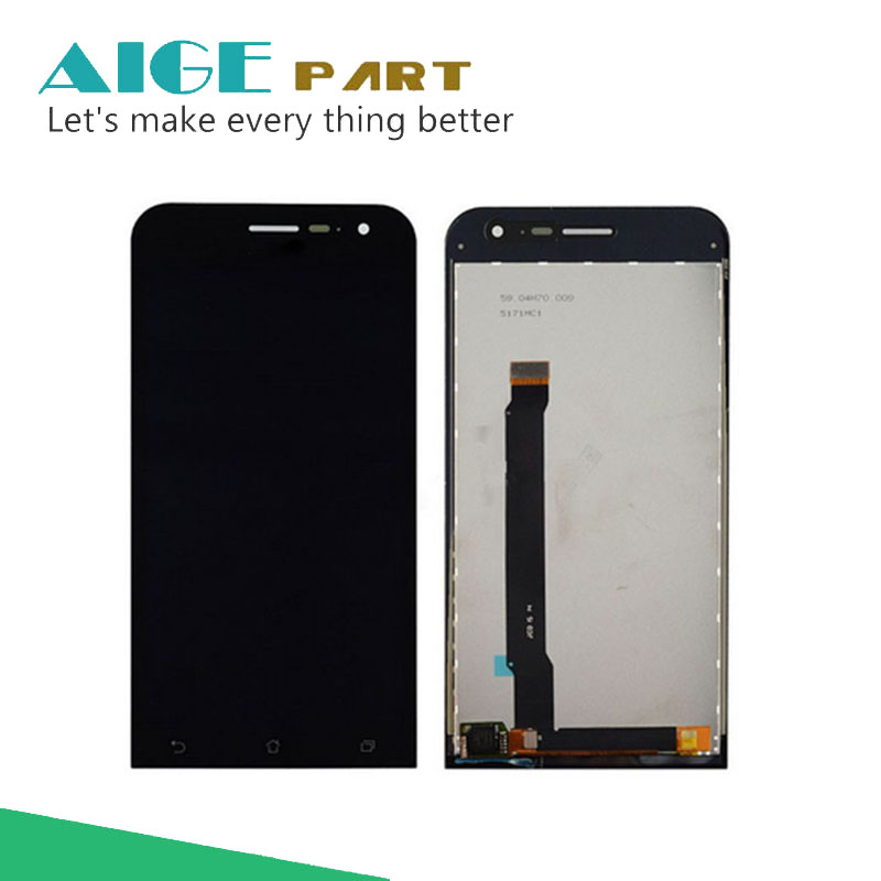 ФОТО For Asus Zenfone 2 ZE500CL Z00D LCD Display Screen + Touch Screen Assembly