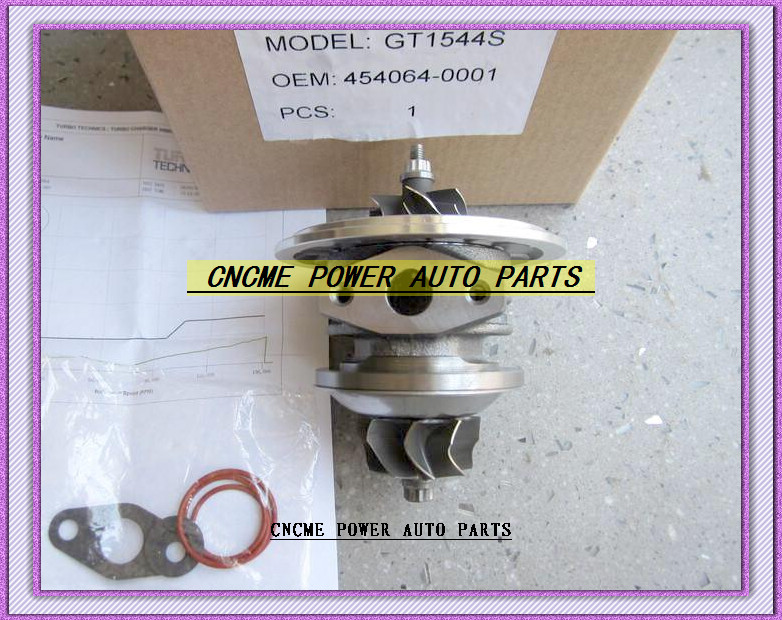 TURBO CHRA Cartridge GT1544 454064 454064-0001 454064-5001S 028145701LV 028145701LX 454064-0003 454064-0004 454064-0005 AAZ ABL