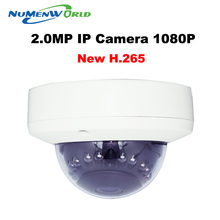 H.265 Video Surveillance 2MP IP Camera HI3516D 1/2.7 AR0237 Metal Material Mini Dome Camera DC 12V 48V PoE Version Optional XM
